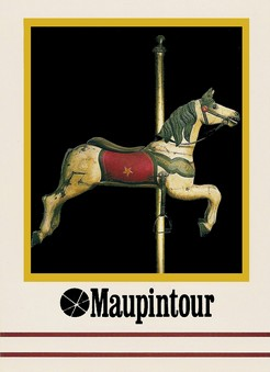 Maupintour 1984 Holiday Card - cover